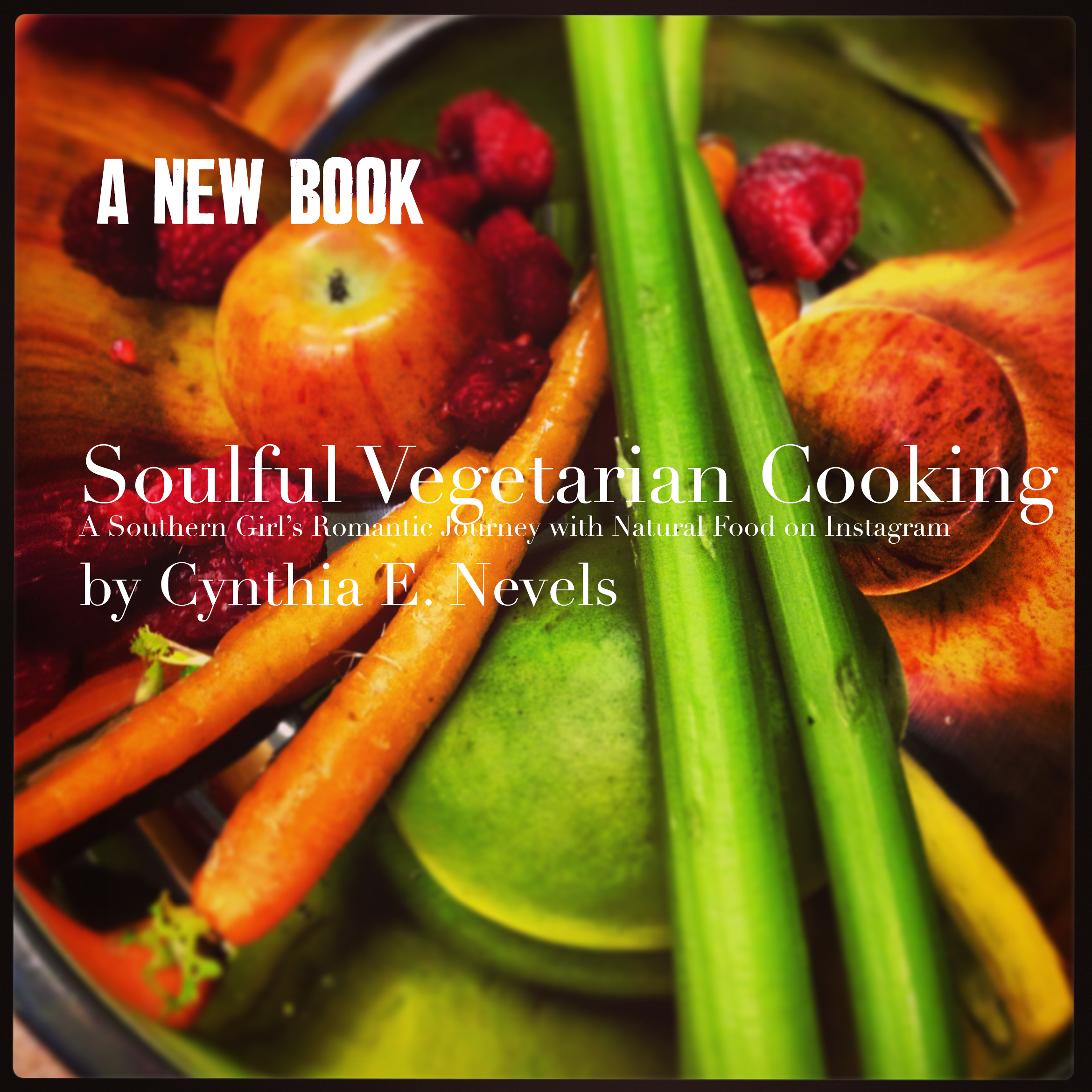 New book soulful vegetarian cooking by chef cynthia soulgood new book soulful vegetarian cooking by chef cynthia forumfinder Choice Image